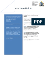 Management of Hepatitis B in Pregnancy (C-Obs 50)Jul13