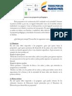 Actividad 5 - Propuesta Pedagógica - Módulo II (1)