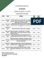 Cronograma Act. 21-28 Feb