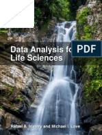 Data Analysis for the Life Sciences