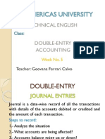 SEM 05 y 06 - Double-Entry
