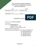 Promovarea Sanatatii Fac. Medicina1