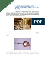 Válvulas Del Sistema Hidráulico de Las Máquinas