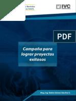 Campaña Para Lograr Proyectos Exitosos