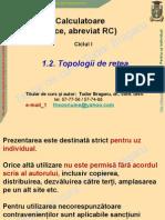Topologii RC