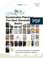 Berlin Sustainable Plan in Geng Interactive