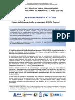 Informe N° 14-2015 - 21 de Agosto de 2015