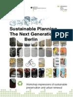 Berlin Sustainable Planing (English)