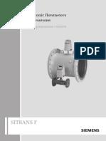 Sitrans Fuefus380 Manual