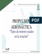 Propulsion Aeronautica