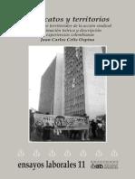 Celis - Sindicatos y territorios