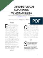 Fuerzas Coplanares No Conc. (1)