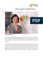 AR Digital Workplace Fluig 0915 Esp