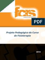 Projeto Pedagógico Do Curso de Fisioterapia