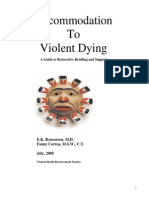 Manual Duelo Muerte Violenta
