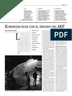 Kurdistán ruge con el triunfo del AKP (2/2)