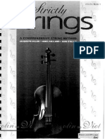 Strictly Strings Violin Method Vol 1