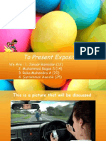 To Present Exposition 2