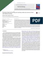 1. Alkaline Leaching Pb