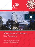 Final Printed Programme