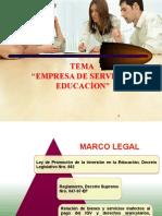 CENTROS EDUCATIVOS.