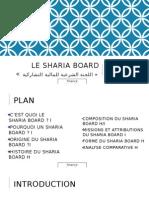 Le Sharia Board