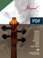 Catálogo instrumentos Strunal