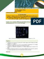 Taller 3 Diseño y elaboracion de circuitos impresos