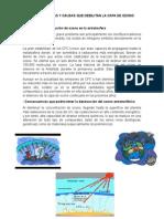 CONSECUENCIAS Y CAUSAS QUE DEBILITAN LA CAPA DE OZONO.docx