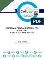 e2-Azura Fiscal Policy