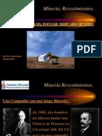 Sherwing William-Mining, Presentaciòn Oficial (Español)