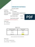 Proyecto Preservacion Centro Historico