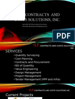 Ylf Contracts and Costs Solutions Projects Final