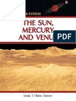 The Solar System. the Sun, Mercury, And Venus