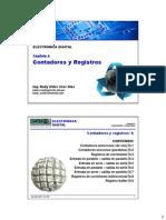 Electronica Digital - Contadores y Registro