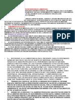 Habeas Corpus Residual - Granada de Piña
