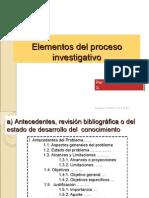 Pasos Para Realizar Un Proyecto de Investigacion