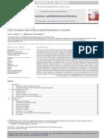 5-HT Receptors and Reward-related Behaviour a Review
