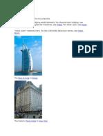 Características de Un Hotel Suite de lujo