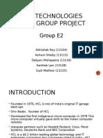 Otpr Group e2