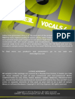 Diginoiz - High Heel Vocals 4 Info License
