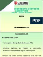AULA 15 - Análise booleana 2015 (2)(1).pdf