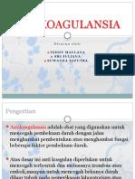 Anti Koagulansia Pembanding (2)