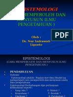 epistemiologi