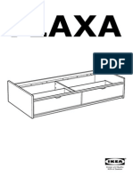 Flaxa Bed Frame With Storage AA 756921 4 Pub