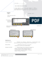 (610268377) Manejo de Estacion Total