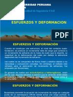 7. ESFUERZO DEFORMACION