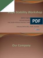 Slide Workshop Introduction