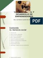 INTRODUCCIÓN DE GERENCIA SOCIAL