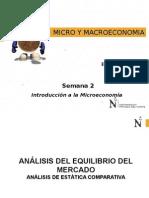 Semana 2 Introduccion a La Microeconomia